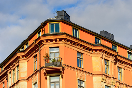 Architecture of the centre of Stockholm, Sweden