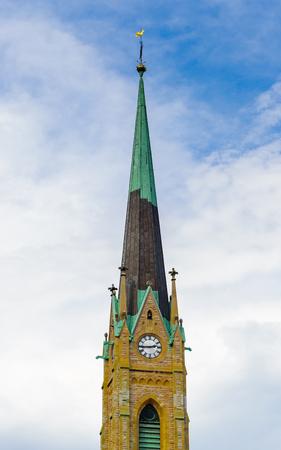 Oscars church (Oscarskyrkan), Stockholm, Sweden Stock Photo