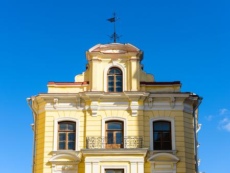 Historical Centre of Tallinn, Estonia. Its part of the UNESCO World Heritage site Stock Photo