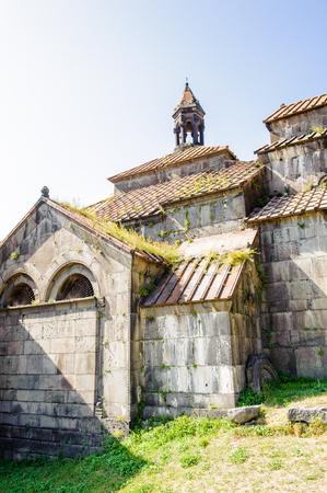 Haghpatavank (Haghpat Monastery), a medieval Armenian monastery complex in Haghpat, Armenia. Editorial