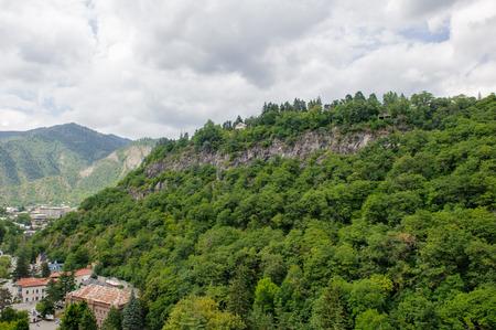 National park of Borjomi, Georgia
