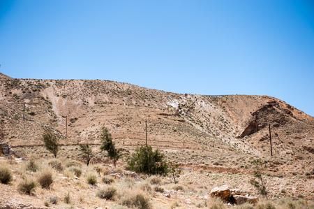 Beautiful nature of a desert