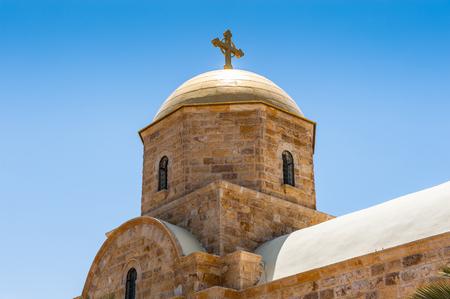 Church of St. John the Baptist, Baptised Site of Jesus Christ, Jordan