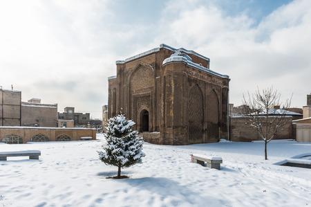 Gonbade Alavian in Hamadan, Iran. Irans Cultural Heritage