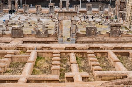 Ancient city of Persepolis, Iran.
