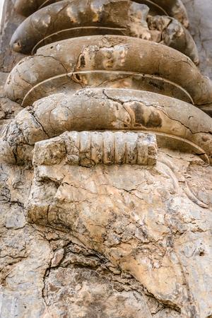 Ancient ruins of Persepolis, the ceremonial capital of the Achaemenid Empire. UNESCO World Heritage