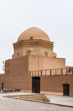 Temple of 12 emams in Yazd, Iran