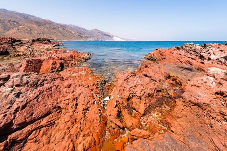 イエメンのソコトラ島 写真素材