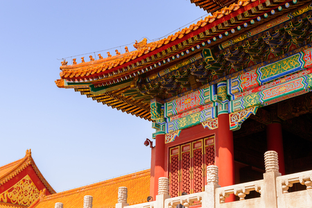Forbidden City, Palace Museum. Imperial Palaces of the Ming and Qing Dynasties in Beijing and Shenyang.