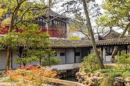 The Humble Administrators Garden, a Chinese garden in Suzhou