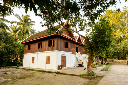 Vat Visounnarath, one of the Buddha complexes in Luang Prabang