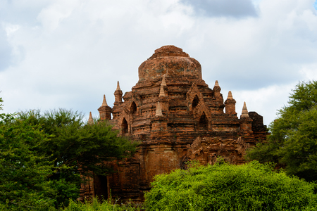 Bagan Archaeological Zone, Burma. One of the main sites of Myanmar.