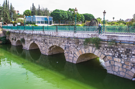 Bridge of the Hama, Syria