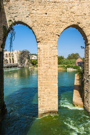 Architecture of Hama, Syria