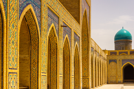 Mosque in the Historic Centre of Bukhara, Uzbekistan