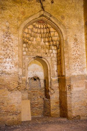 Bibi-Khanym Mausoleum, Samarkand, Crossroad of Culture Фото со стока