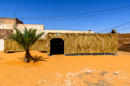Nature of Timimoun, Adrar Province,  Algeria.