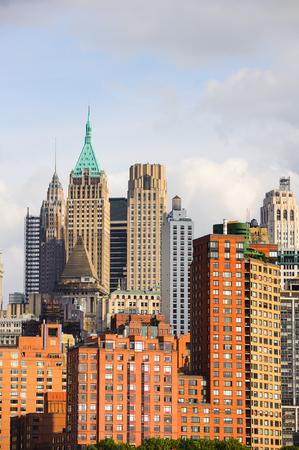 Architecture of Manhattan, New York City, United States of America