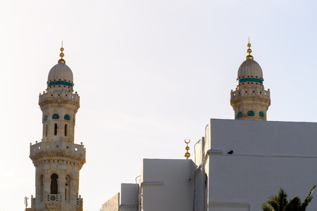 Ketchaoua Mosque in Algiers, the capital and largest city of Algeria.