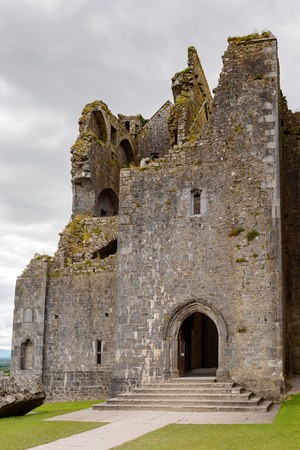 Chapel of King Cormac Mac Carthaigh on the Rock of Cashel (Carraig Phadraig), Cashel of the Kings and St. Patrick's Rock