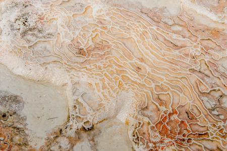 Travertine texture