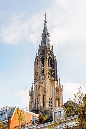Nieuwe Kerk (New Church), Delft, Netherlands