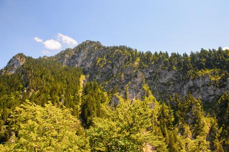 Mountains in Bavaria, Germany Stock fotó