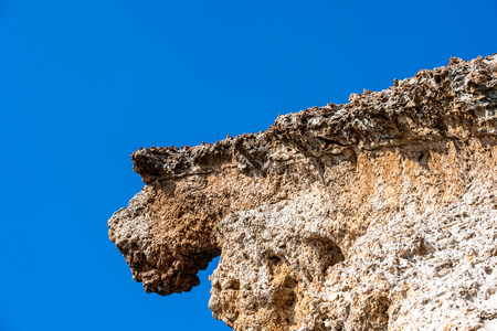 Rocks of the Socotra Island, Yemen