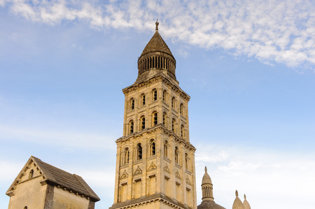 St. Front's Cathedral of Perigueux, France.