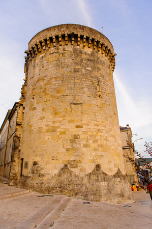 Tower of Perigueux, France. Editorial