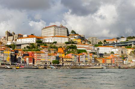 Architecture of the Douro valley, Porto, Portugal