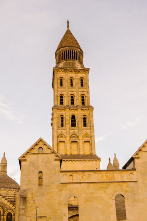 St. Front's Cathedral of Perigueux, France. .