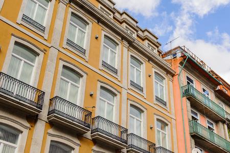 Architecture of Douro valley, Porto, Portugal