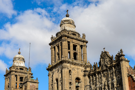 Mexico City Cathedral, is the seat of the Roman Catholic Archdiocese of Mexico