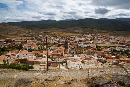 granada: Scenic Cityscape at  Lacalaora, Granada, Andalusia, Spain