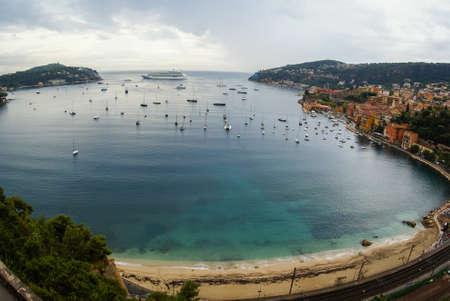 d'azur: Image of a scenic seascape, Cote dAzur, France