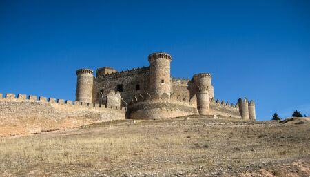 belmonte: Image of Belmonte castle, Castilla la Mancha, Spain
