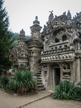 ideal: Image of ideal Palace of Postman Cheval, France