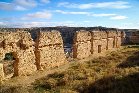 aragon: Image of medieval town Daroca, Teruel, Aragon, Spain
