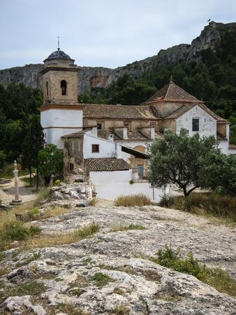 valencia: Cityscape at Jativa, Valencia y Murcia, Spain