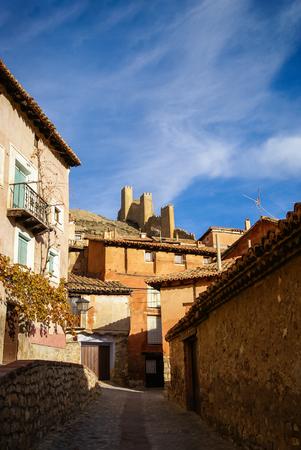 aragon: Scenic cityscape at Albarracin, Teruel, Aragon, Spain