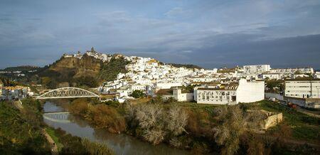 Cityscape at Arcos de la Frontera, Andalucia, Spain