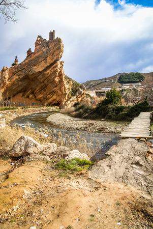 castilla y leon: Scenic landscape at Autol, Logrono, Castilla y Leon, Spain