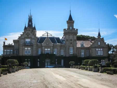 mancha: Image of Palace of Castanar, Toledo, Castilla la Mancha, Spain Editorial