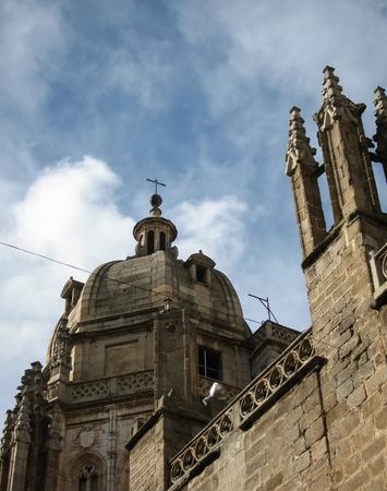 castilla la mancha: Image of Catedral at Toledo, Castilla la Mancha, Spain
