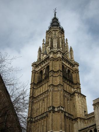 mancha: Image of Catedral at Toledo, Castilla la Mancha, Spain