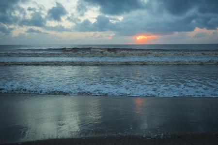 Colorfull dawn at Indian Ocean in Angels Bay, Kenya Reklamní fotografie