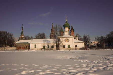 Image of Church of St. Nicholas in Yaroslavl, Russia