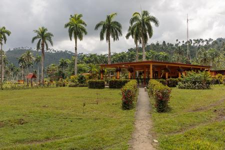 holiday facilities in national park alejandro de humboldt near baracoa - cuba