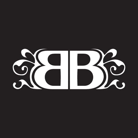 BB Initials Classical Ornaments